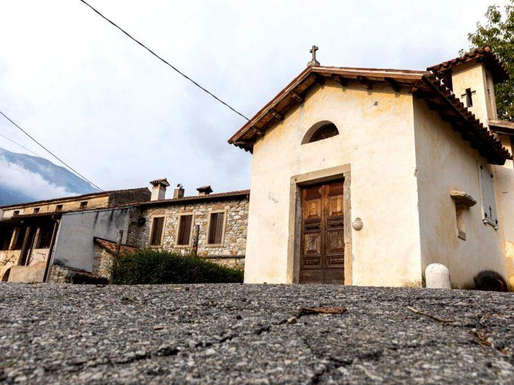 Chiesetta Borgo Maren